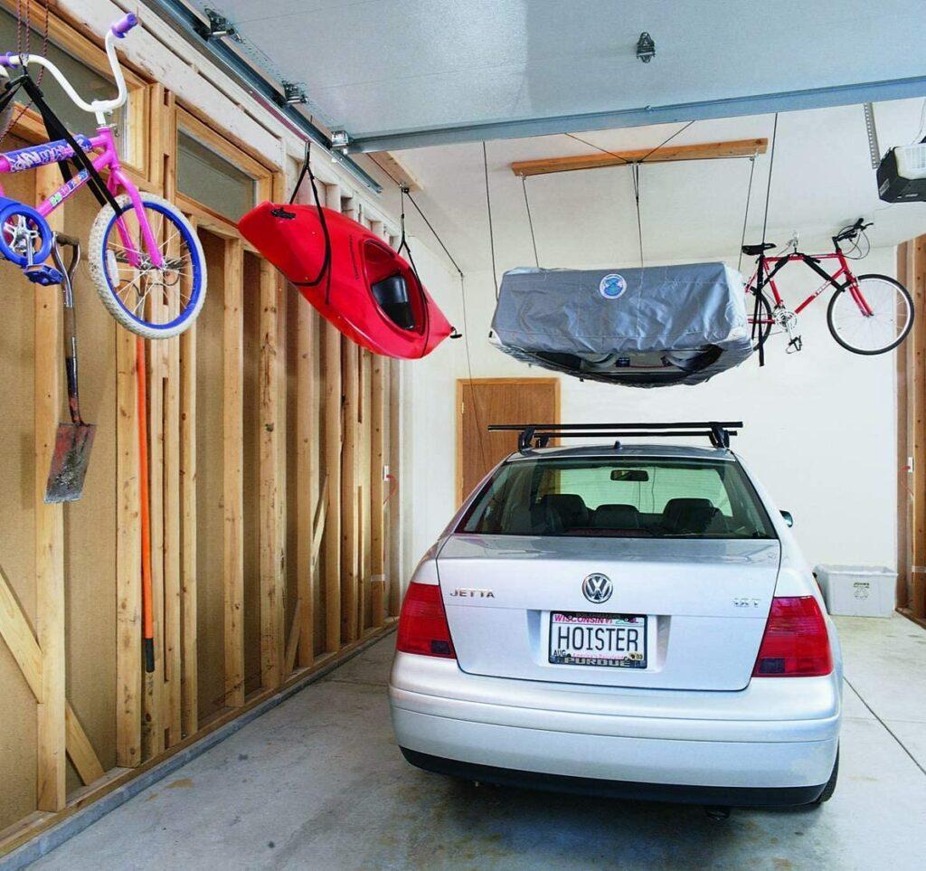 Best garage storage lifts