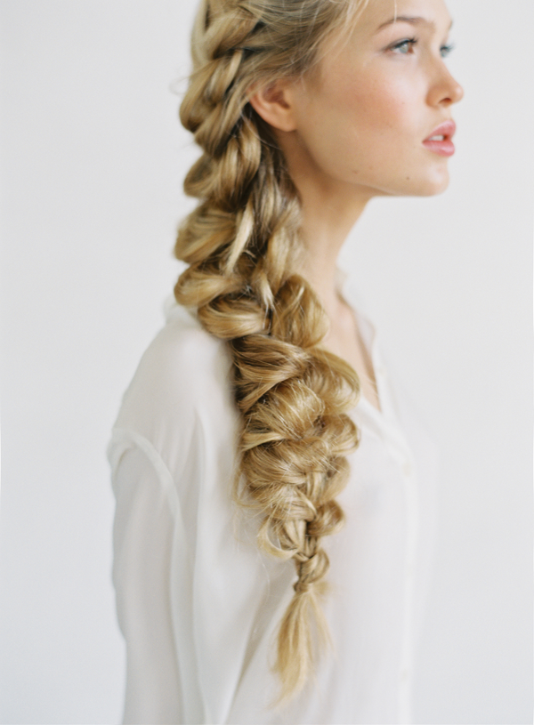 Diy elsa frozen french braid tutorial