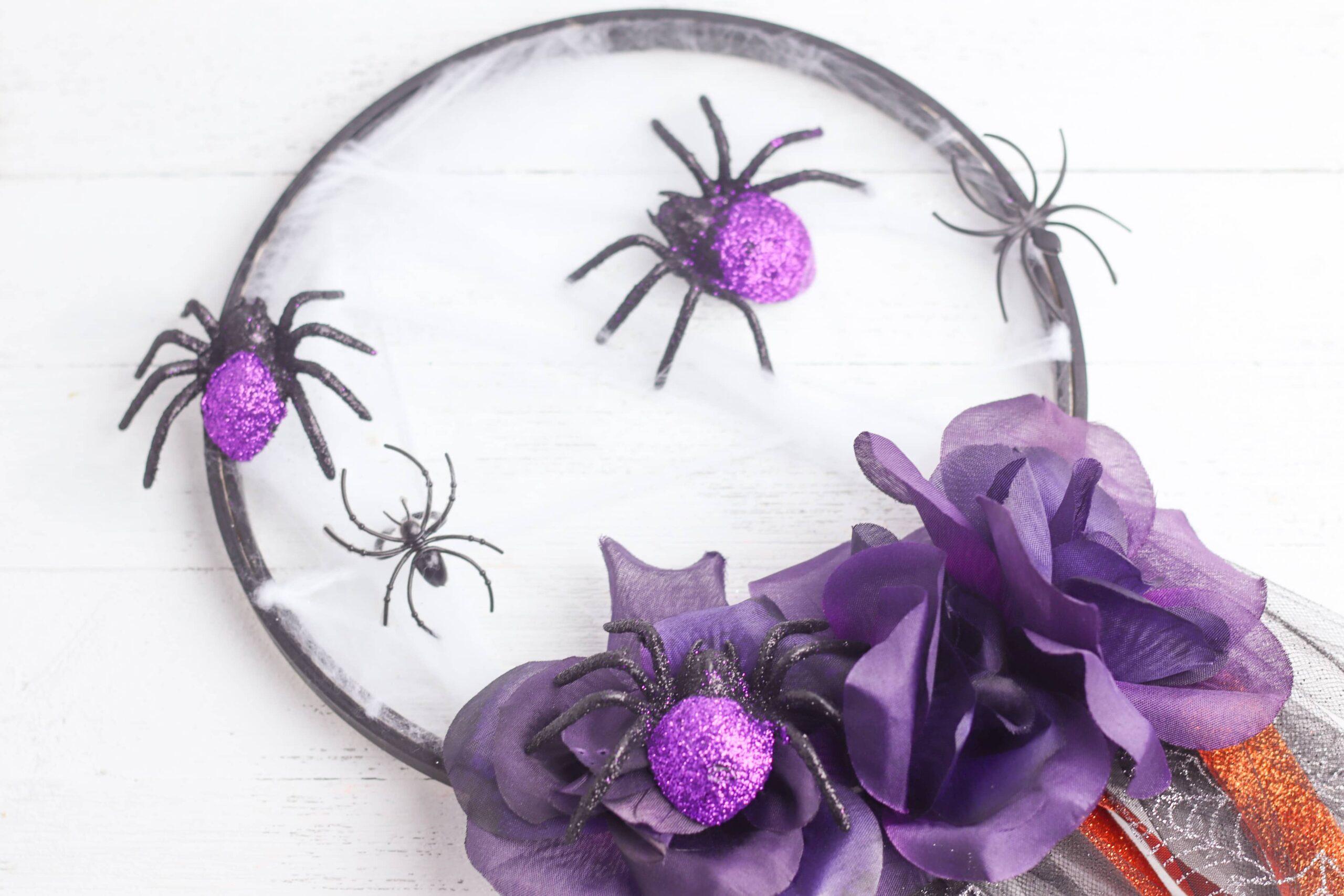 Halloween dreamcatcher diy