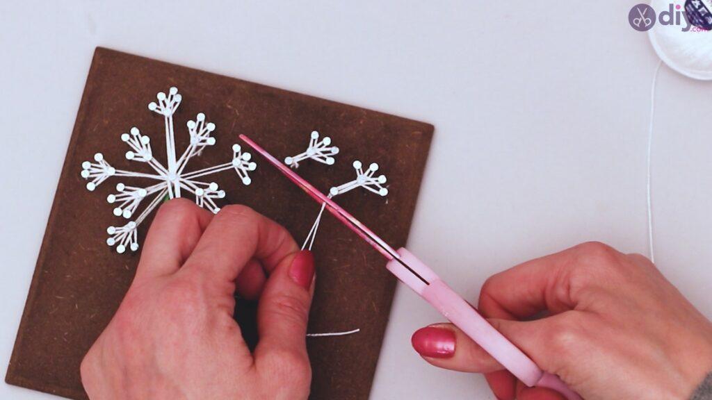 String dandelion wall art step 1 (32)