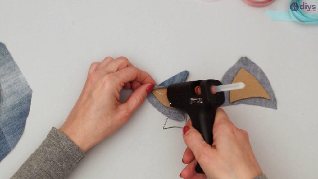 Cat face hair clip holder (17)