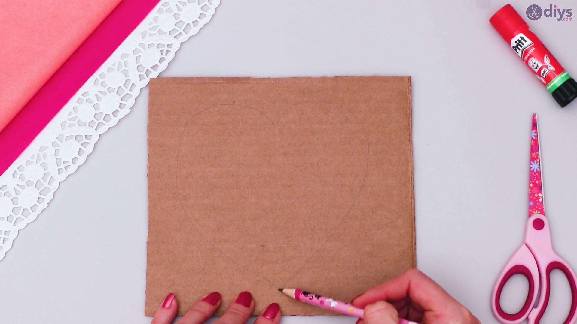 Diy tissue paper puffy heart step 1 (1)