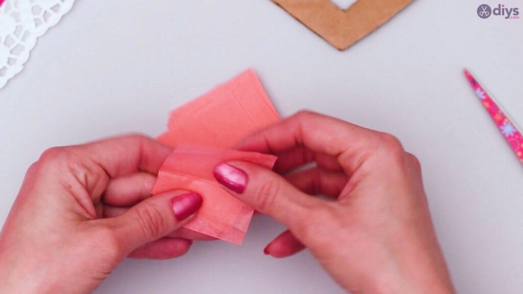 Diy tissue paper puffy heart step 1 (10)