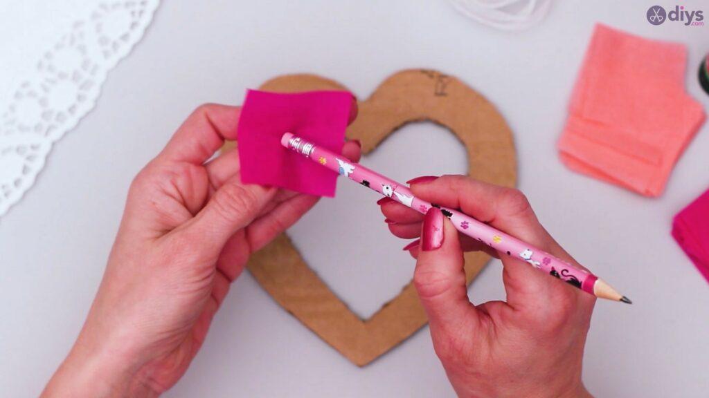 Diy tissue paper puffy heart step 1 (14)