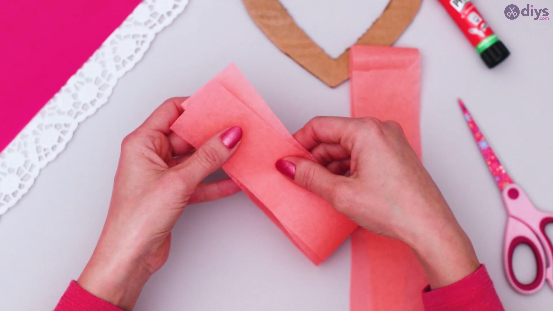 Diy tissue paper puffy heart step 1 (7)