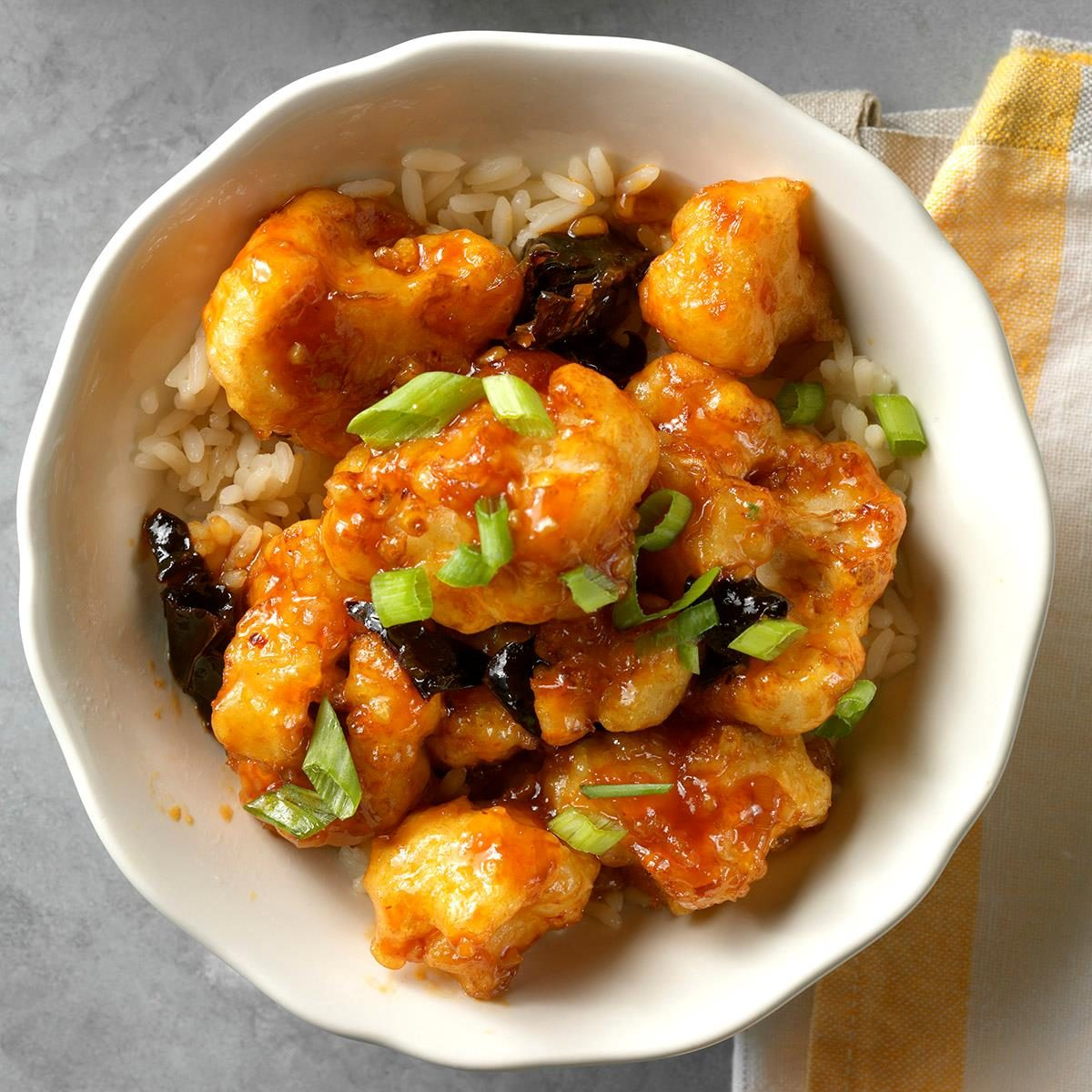 General tso s cauliflower