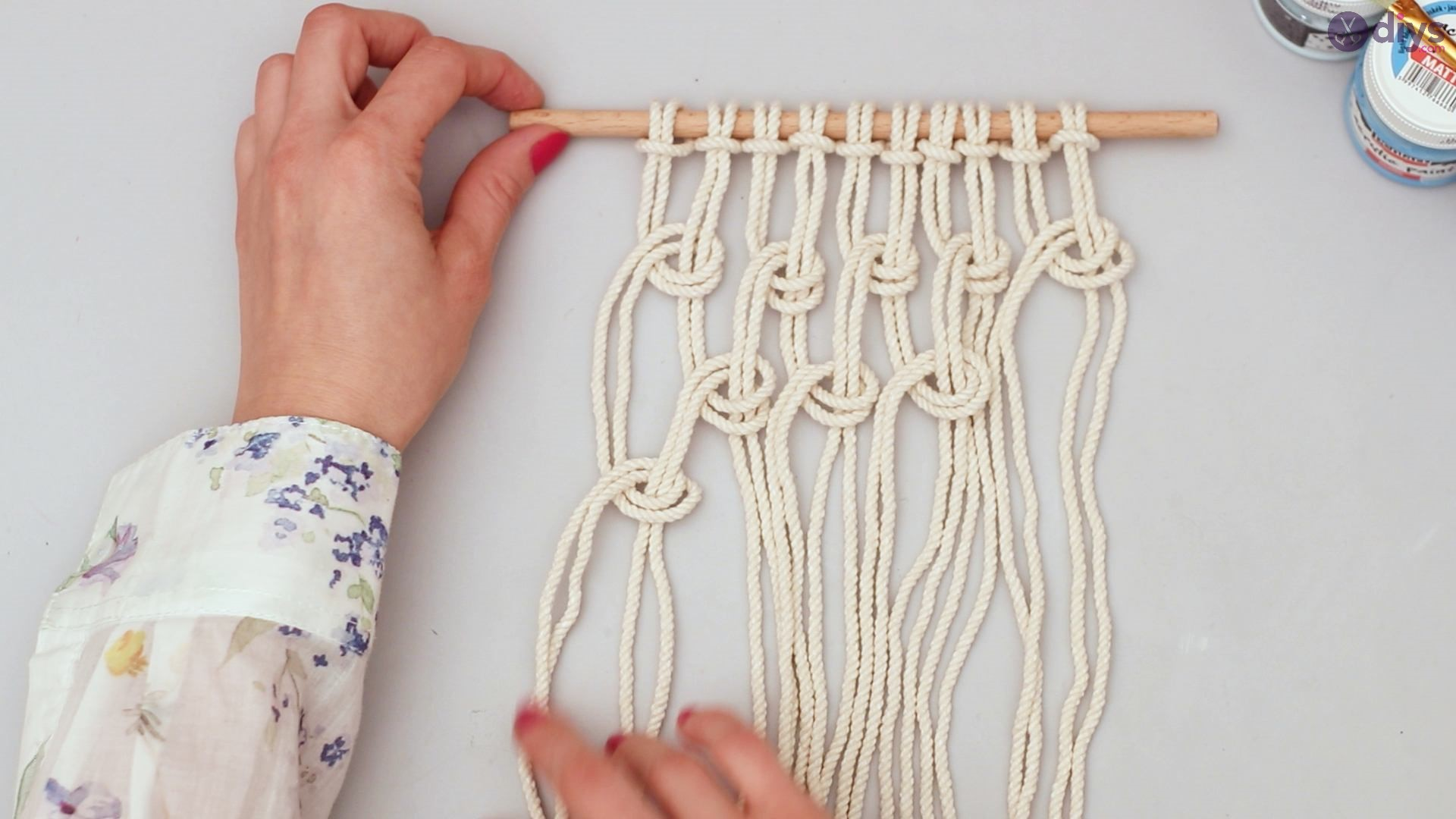 Ombre macrame wall hanging (17)