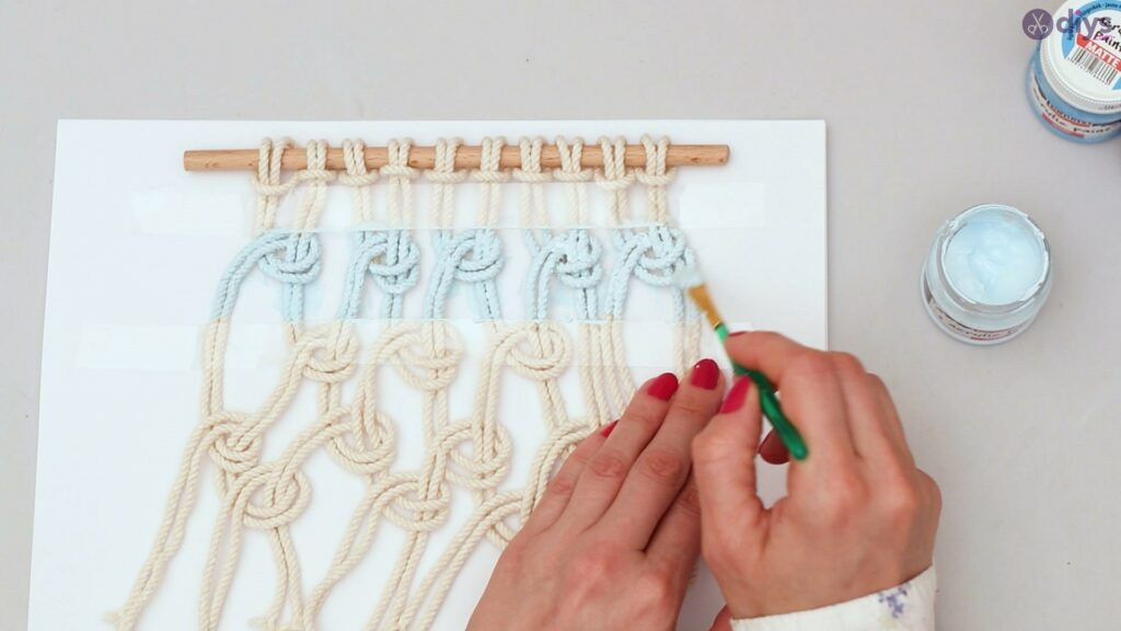 Ombre macrame wall hanging (25)