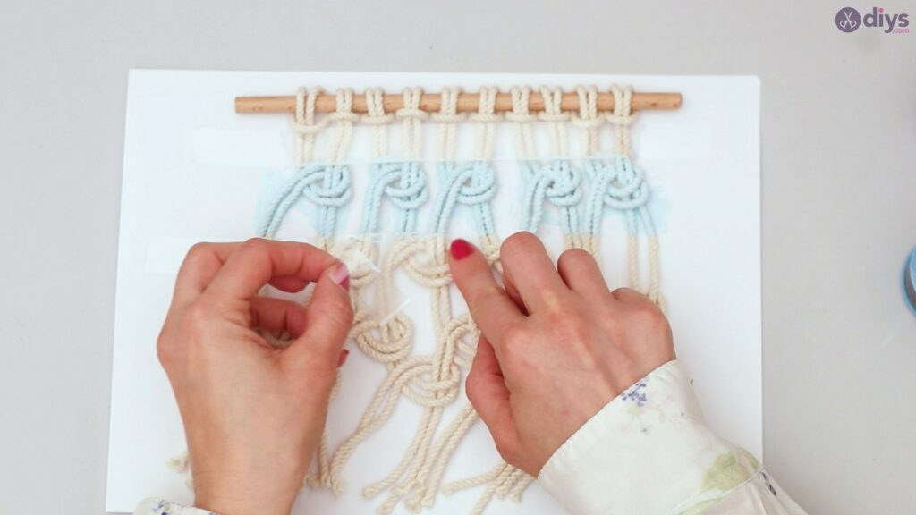 Ombre macrame wall hanging (26)