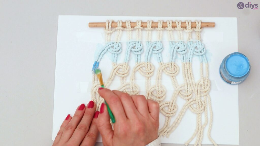 Ombre macrame wall hanging (28)