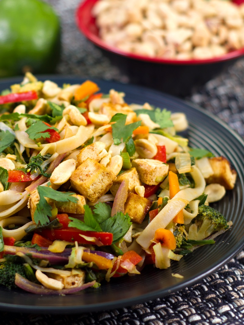 Plantpure kitchen pad thai
