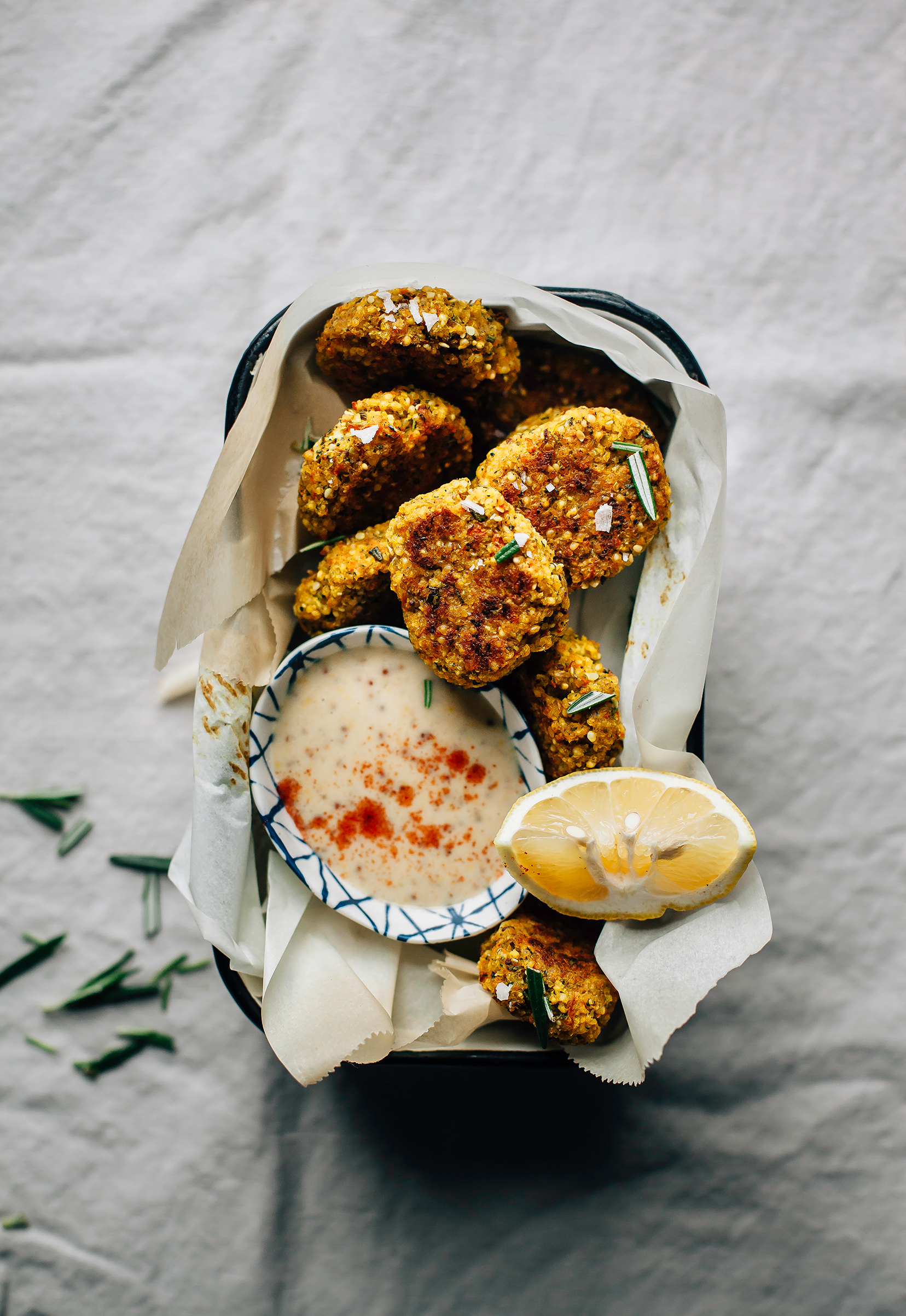 Vegan millet hemp veggie nuggets recipe 5
