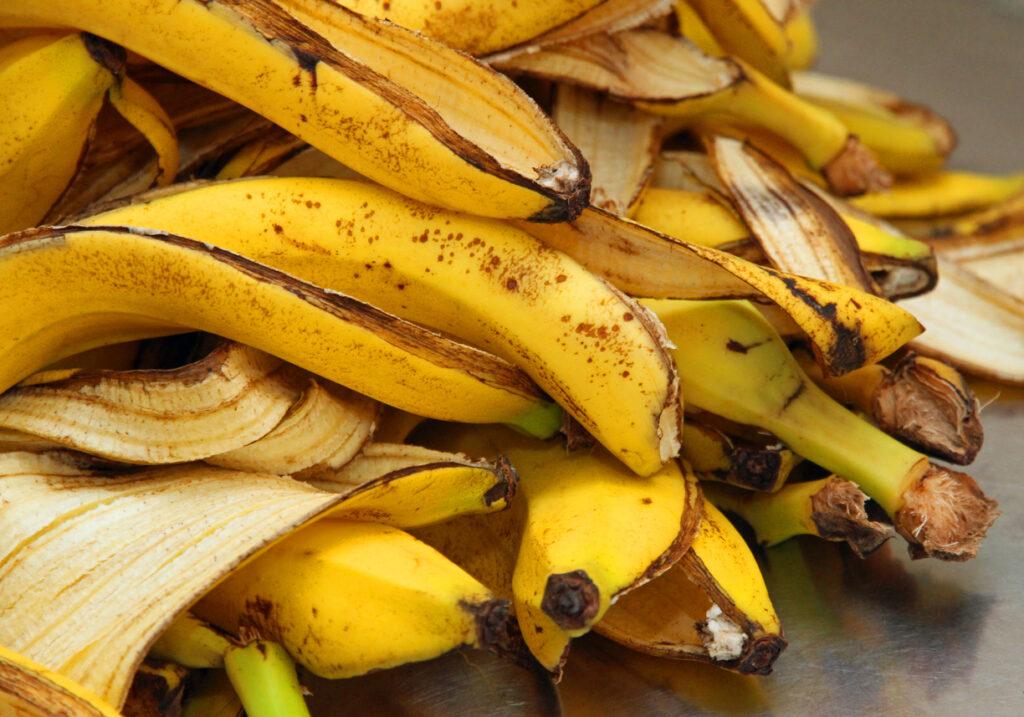 Banana Peel Compost