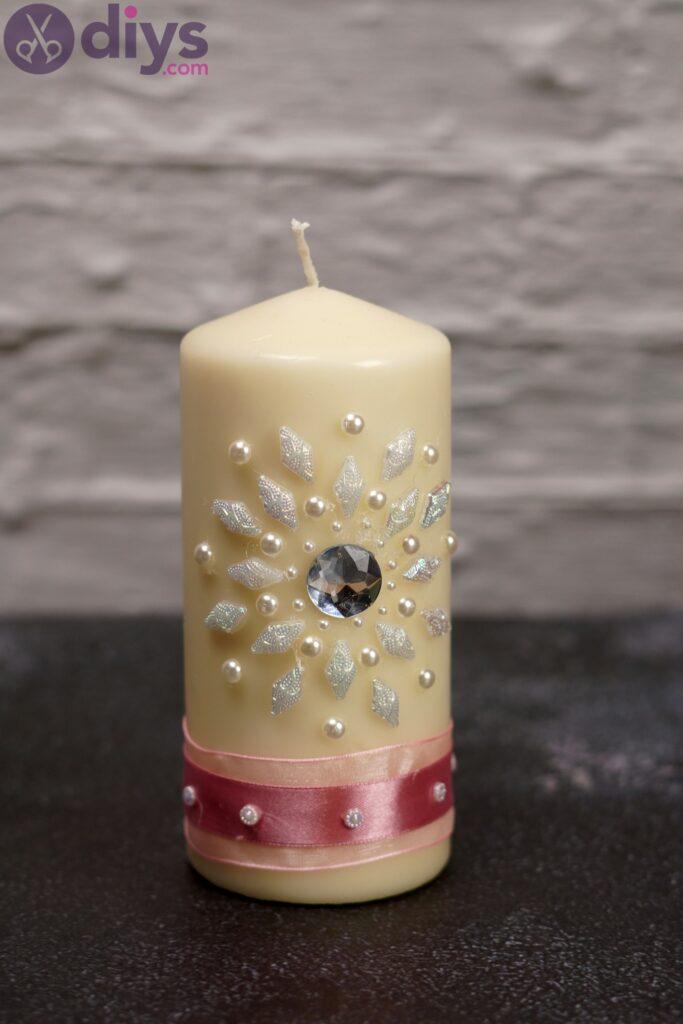 Diy candle art (1)