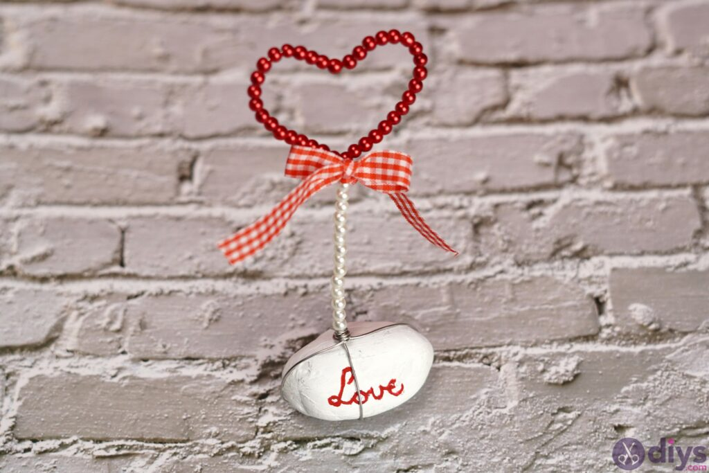Diy lovely heart decoration (2)