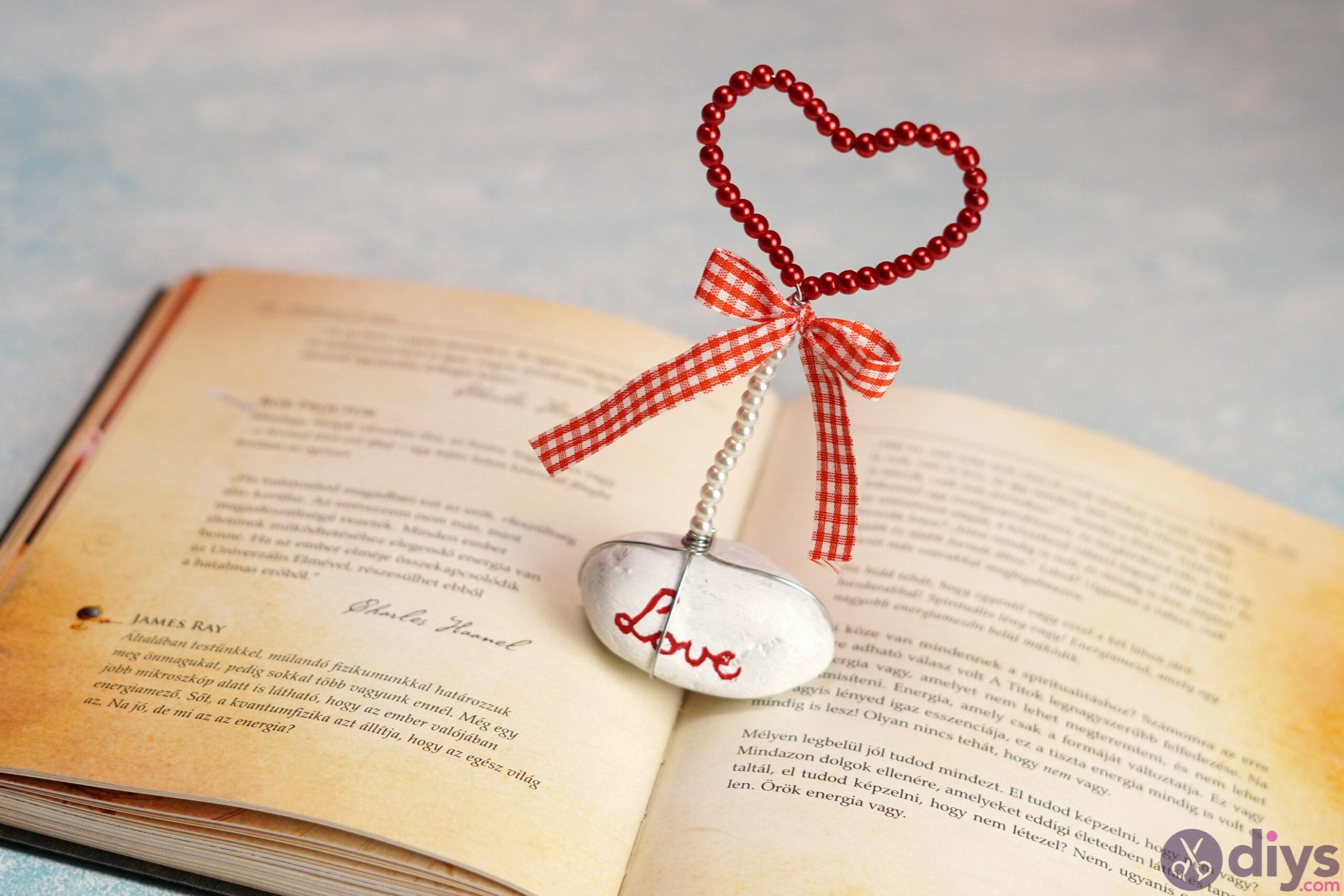 Diy lovely heart decoration (3)