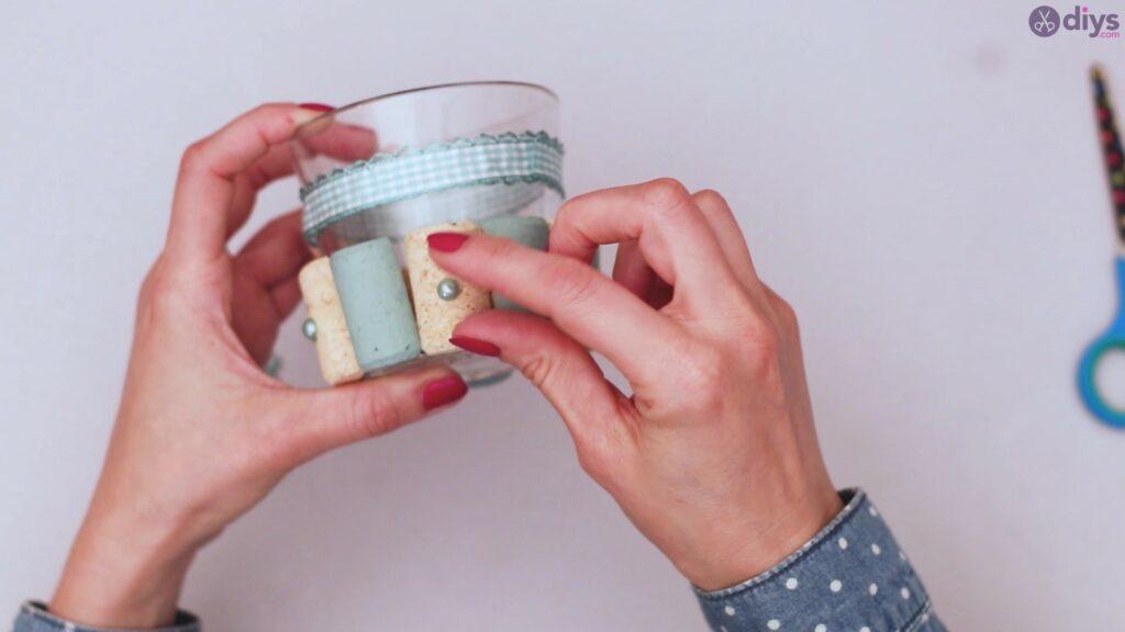 Diy wine cork candle holder (29)