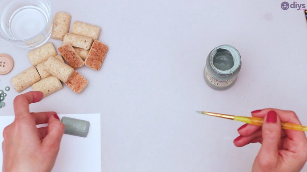 Diy wine cork candle holder (6)
