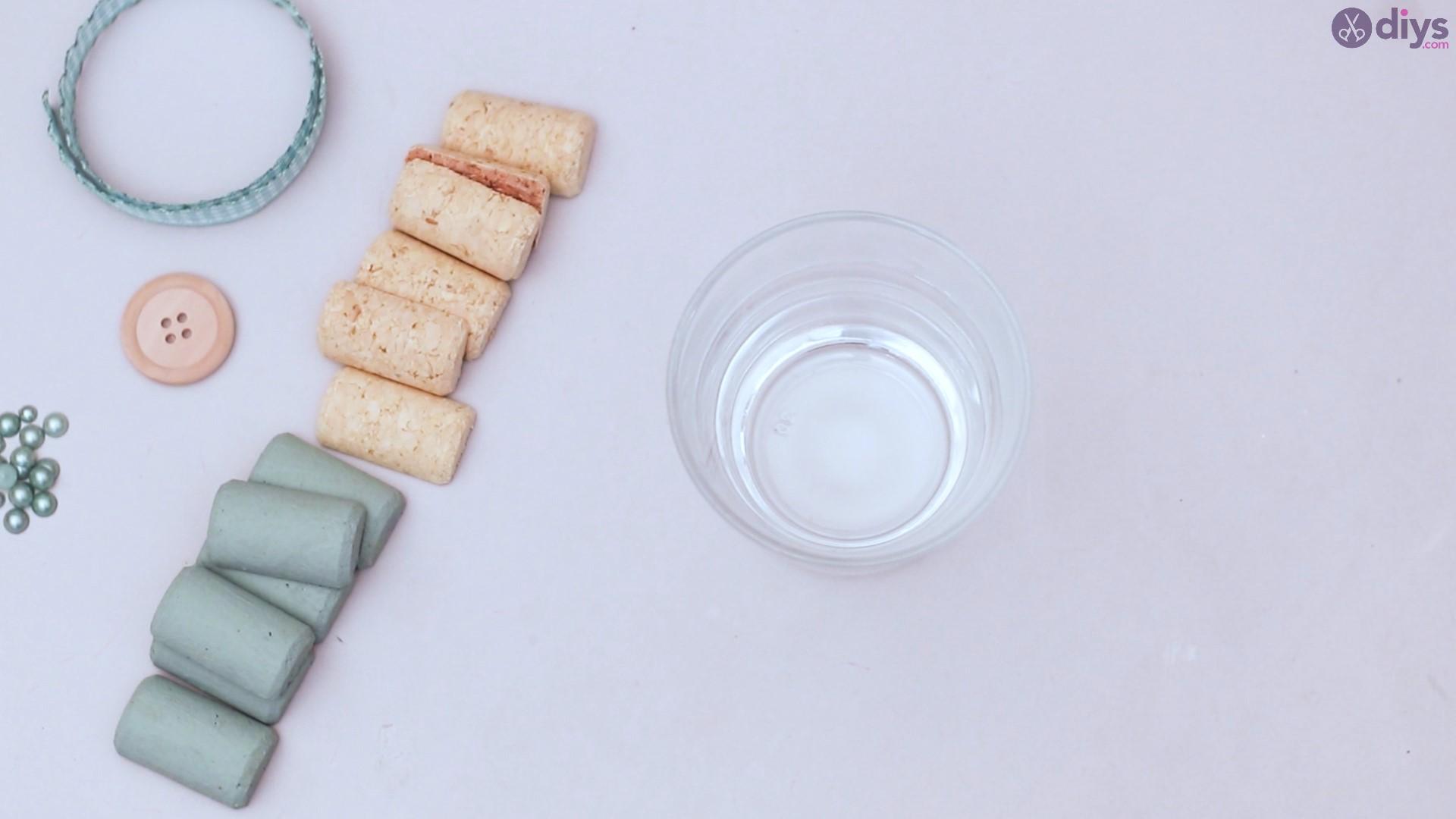 Diy wine cork candle holder (9)