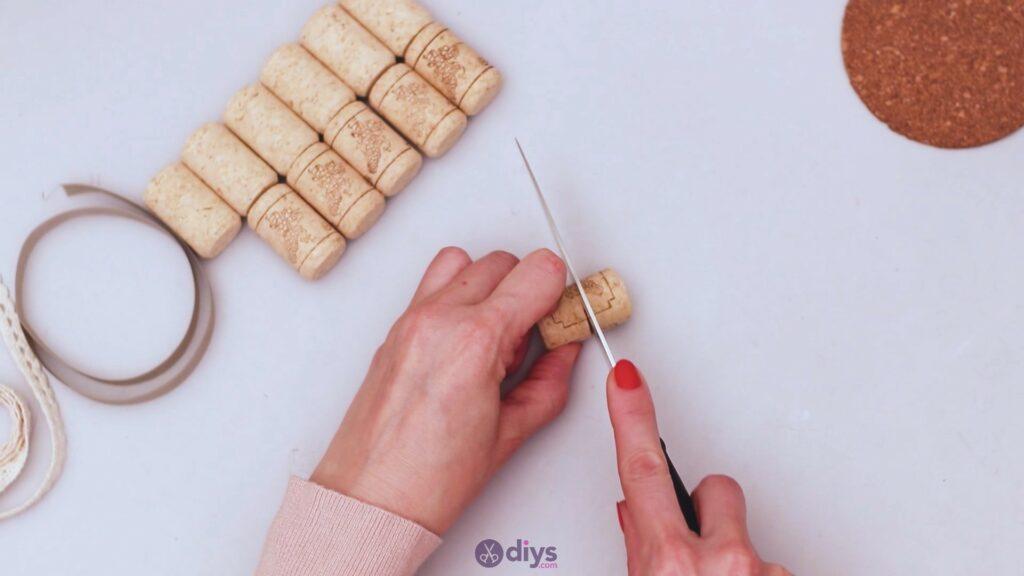 Diy wine cork coaster (1)