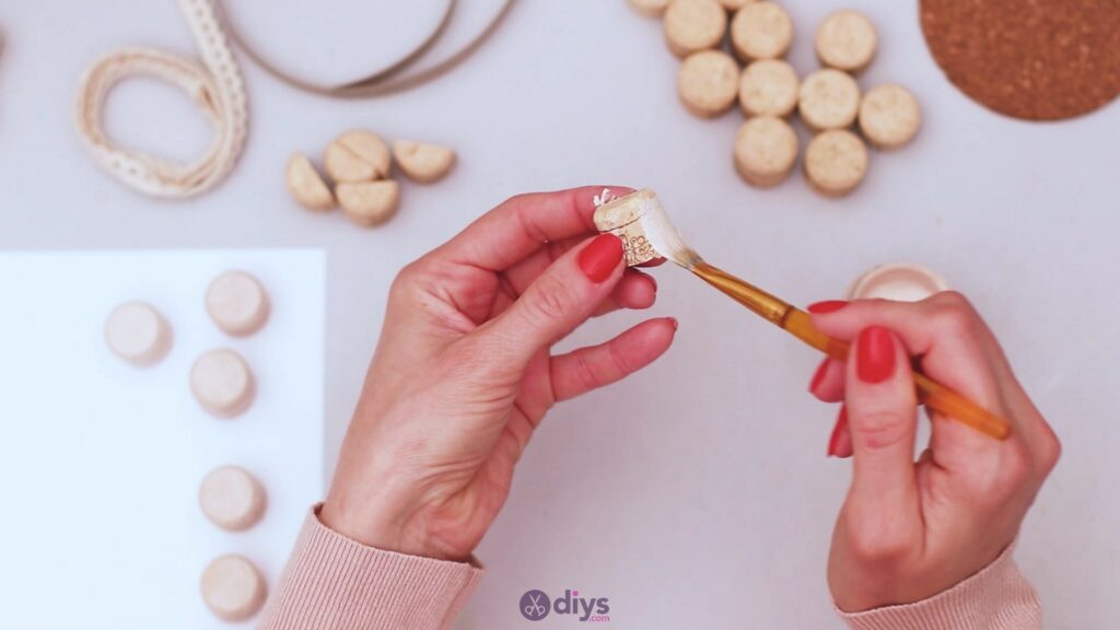 Diy wine cork coaster (14)