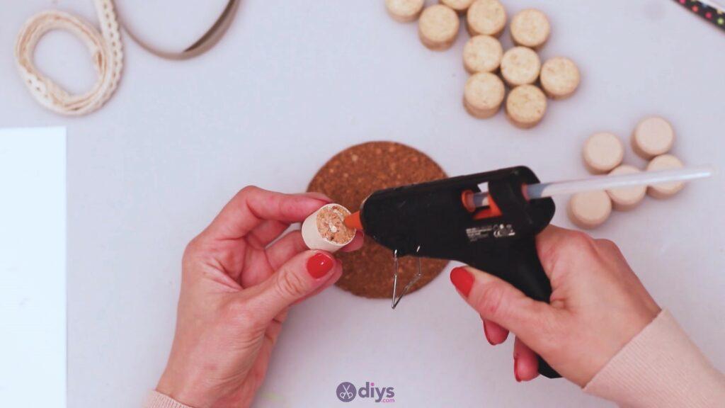 Diy wine cork coaster (19)