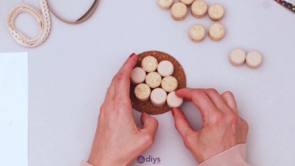 Diy wine cork coaster (26)