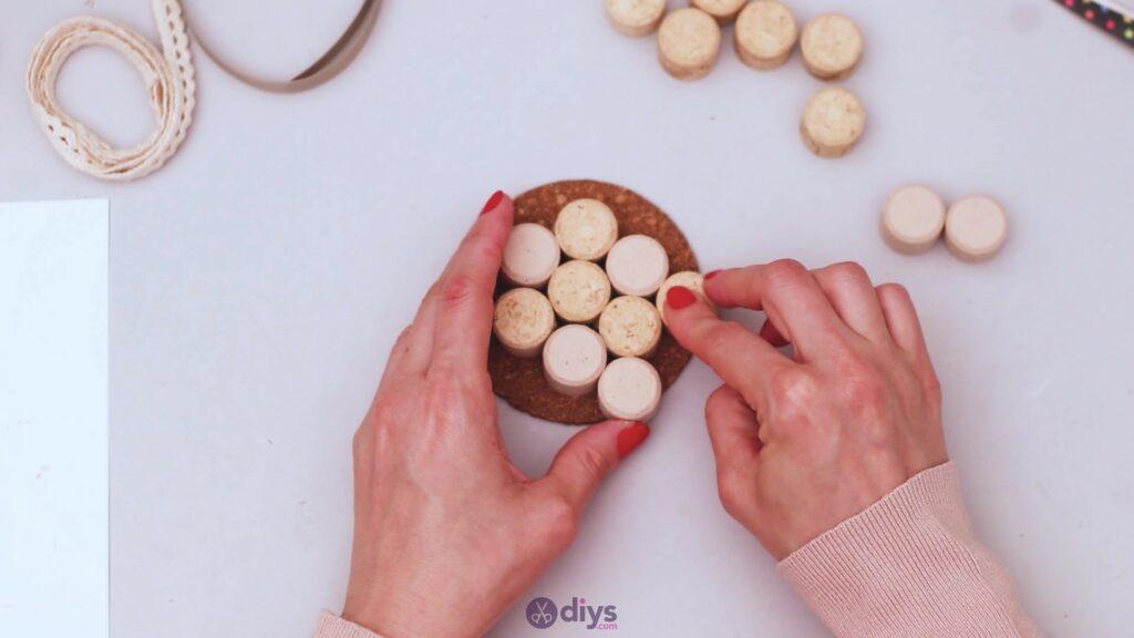 Diy wine cork coaster (27)