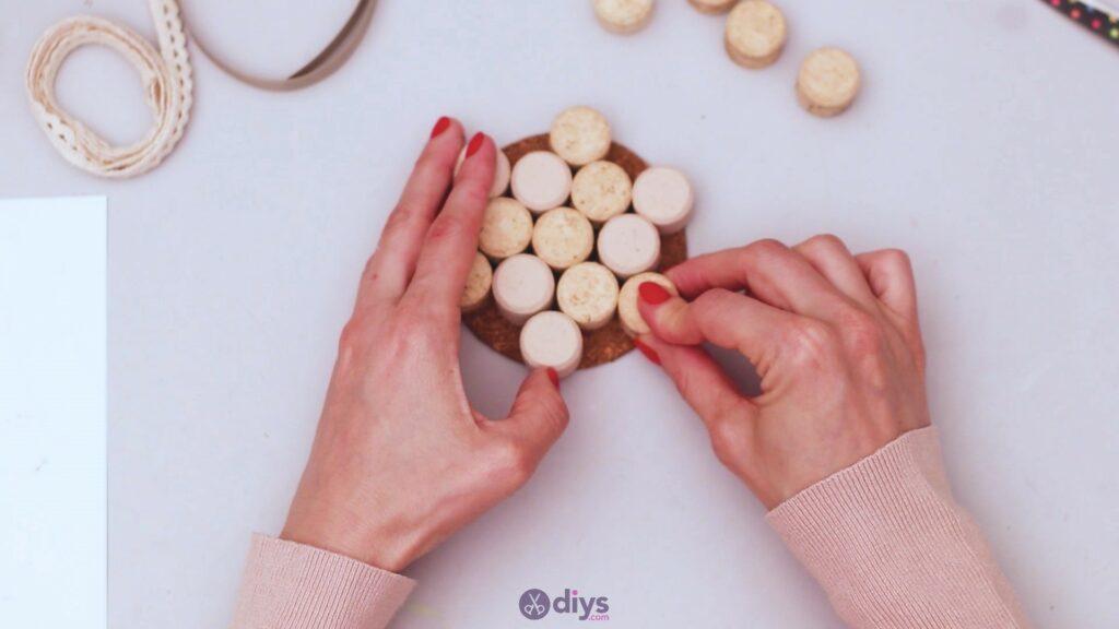 Diy wine cork coaster (28)