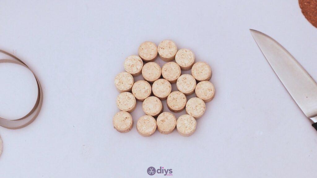 Diy wine cork coaster (4)