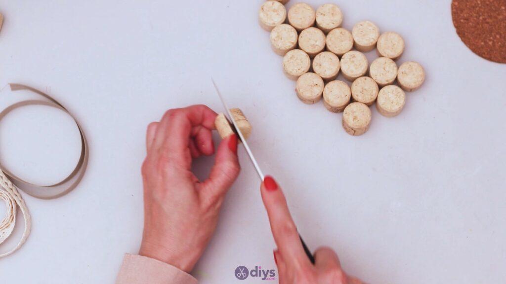 Diy wine cork coaster (5)