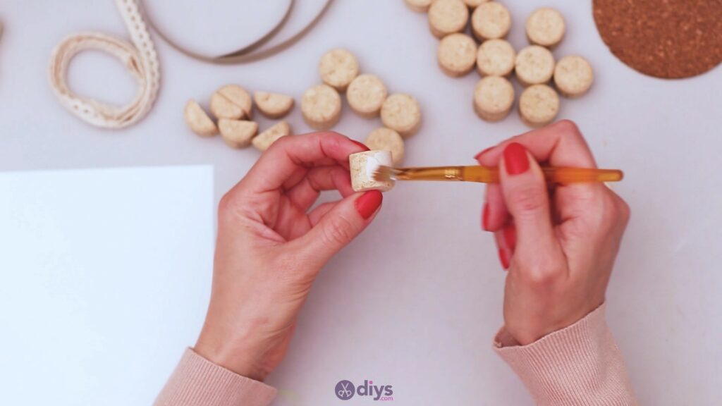 Diy wine cork coaster (8)