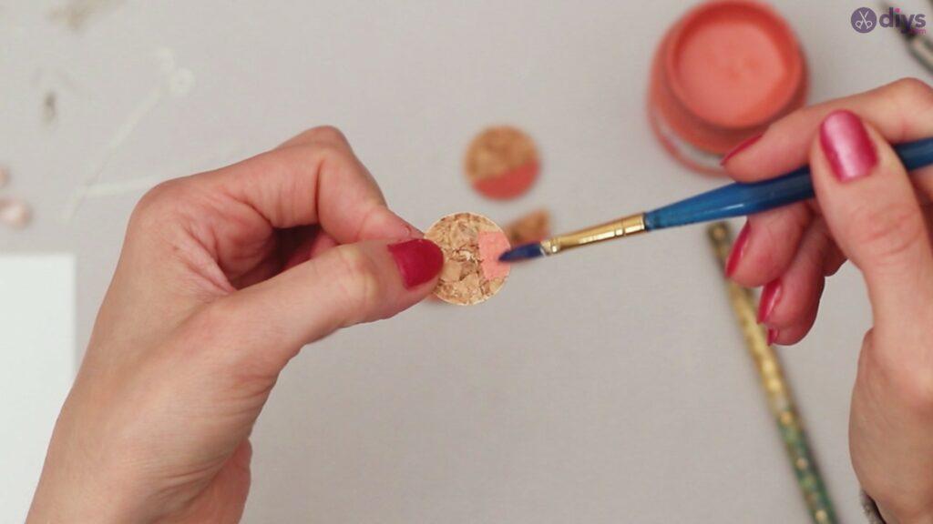 Diy wine cork earring (17)