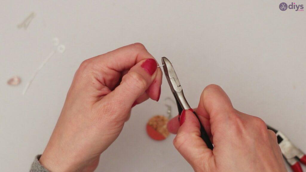 Diy wine cork earring (36)