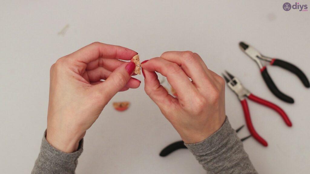 Diy wine cork earring (41)