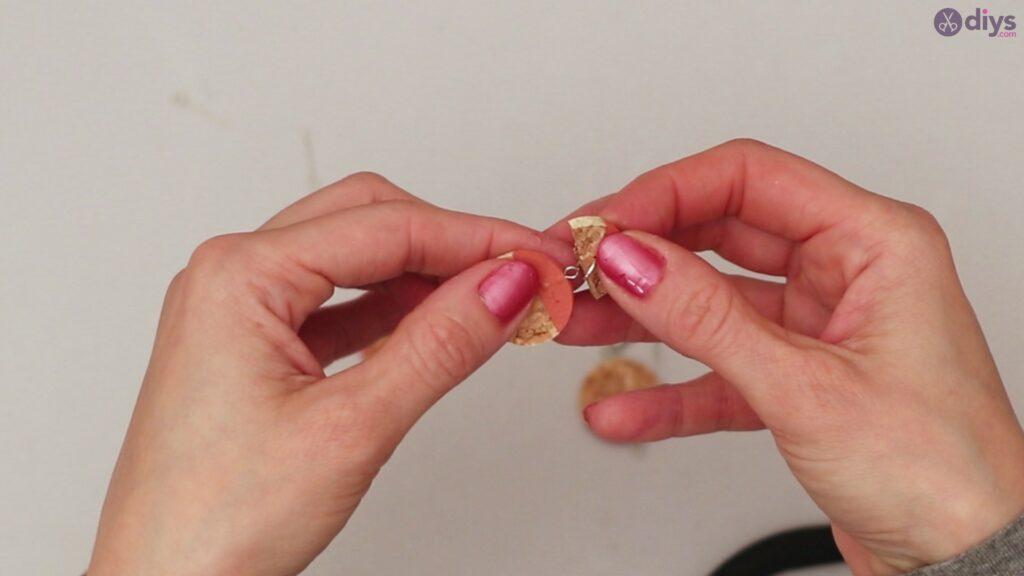 Diy wine cork earring (47)