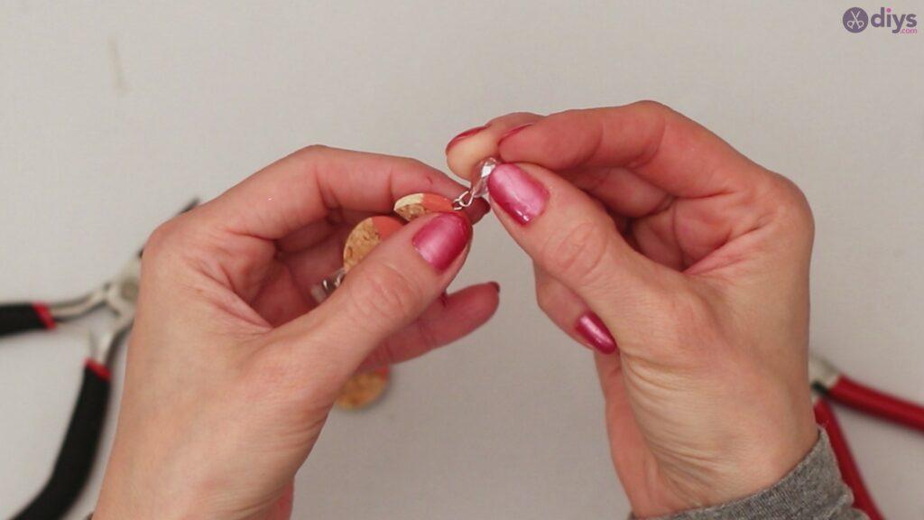 Diy wine cork earring (56)