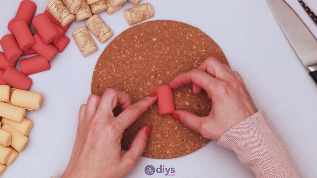 Diy wine cork trivet (15)