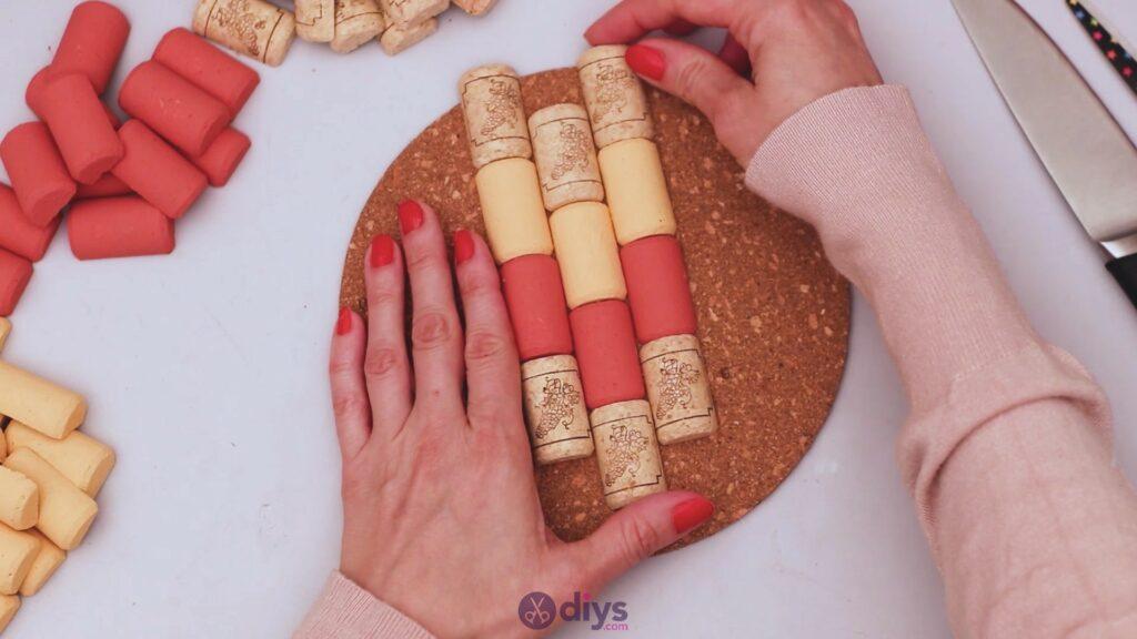Diy wine cork trivet (20)