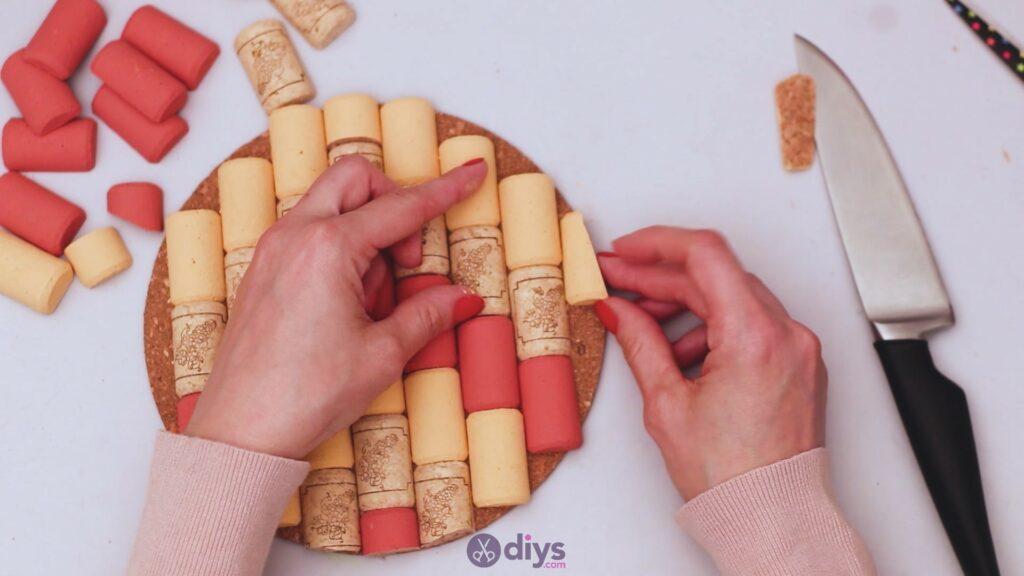 Diy wine cork trivet (30)