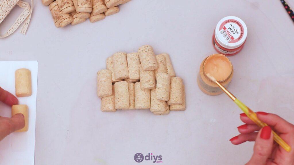 Diy wine cork trivet (9)