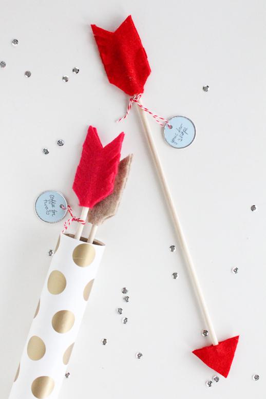 Date idea arrows
