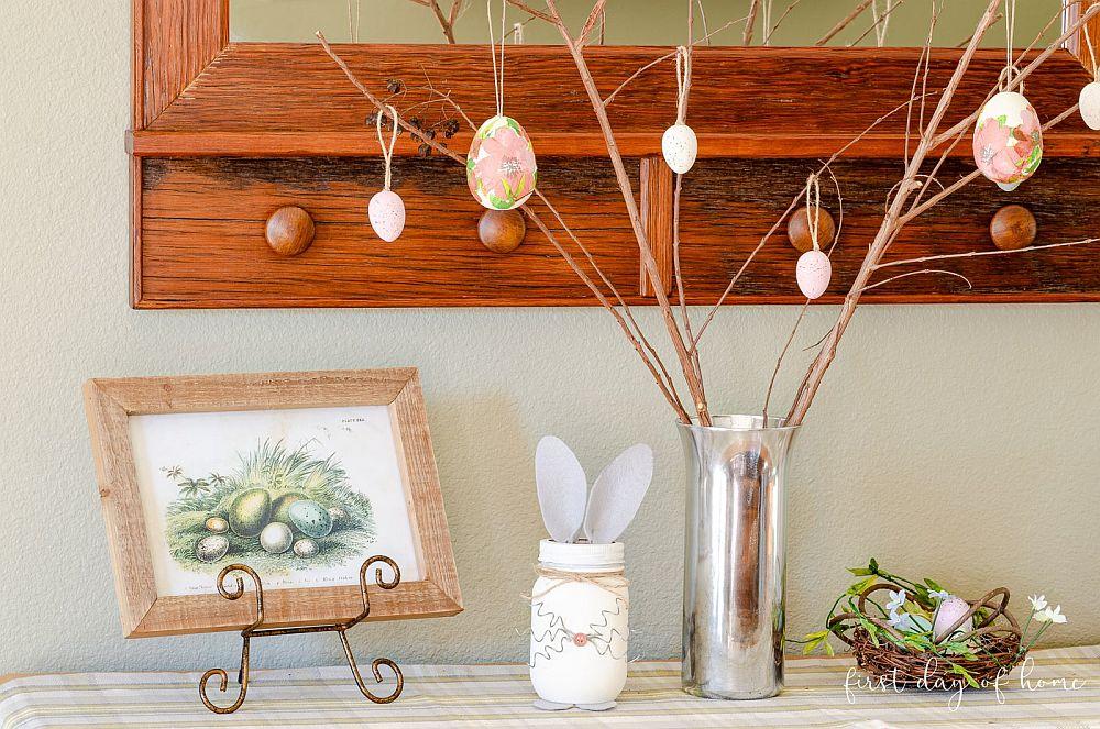 Easy DIY Mercury Glass - Dollar Tree Idea