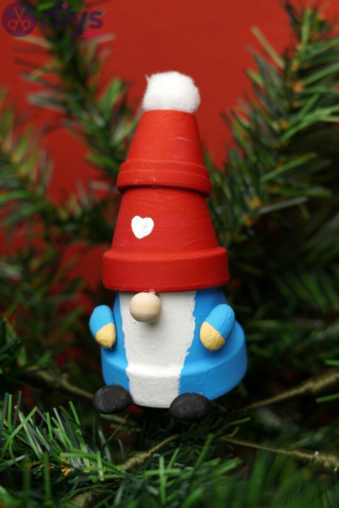 DIY Garden Pot Gnome – How to Make a Cute Companion for Your Flowers