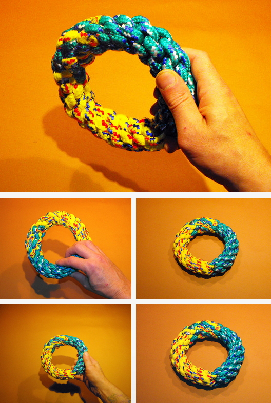 Indestructible ring