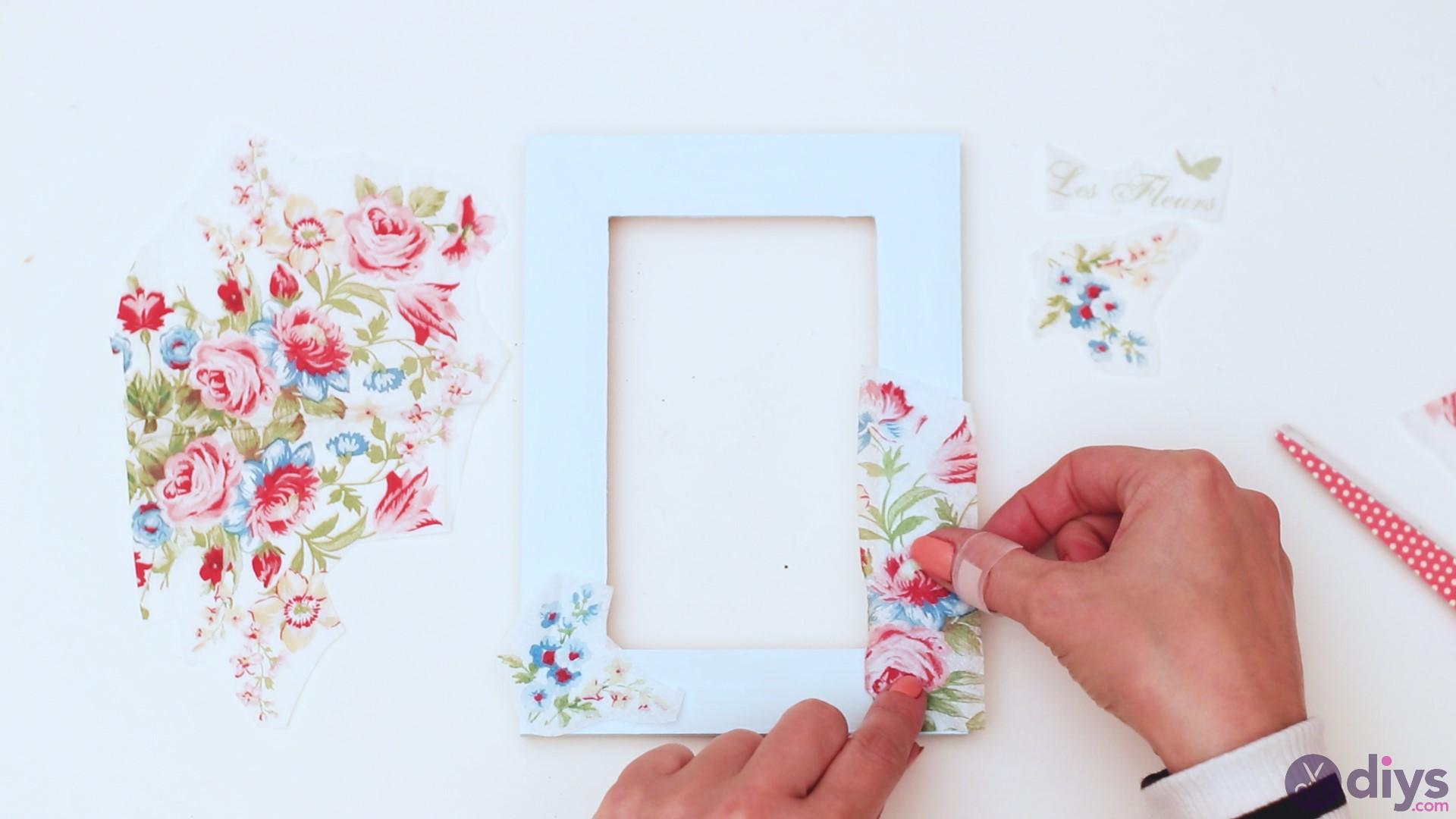 Jewelry organizer photo frame (14)