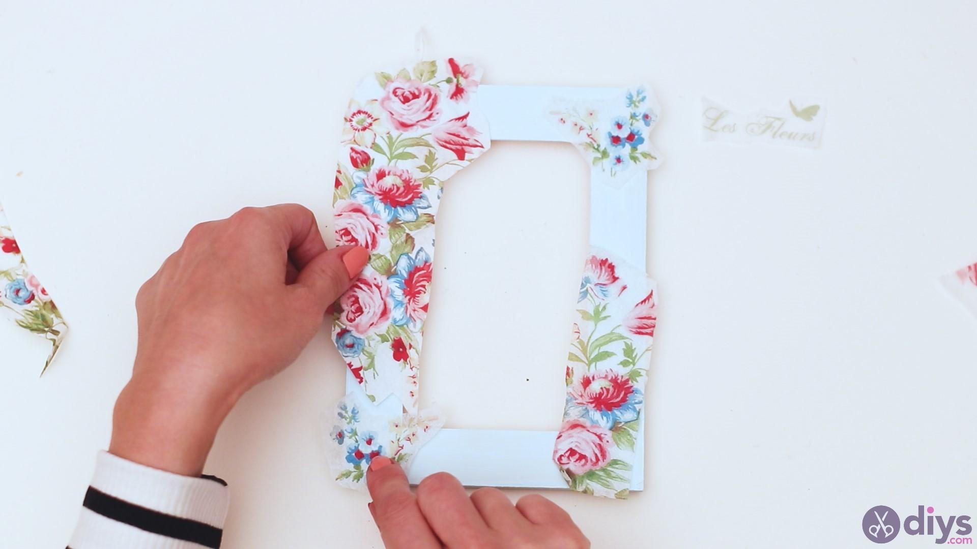Jewelry organizer photo frame (16)