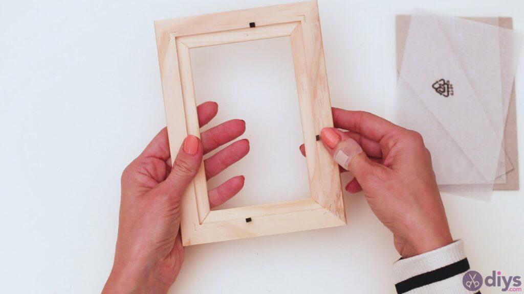 Jewelry organizer photo frame (3)