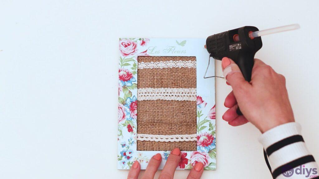 Jewelry organizer photo frame (45)