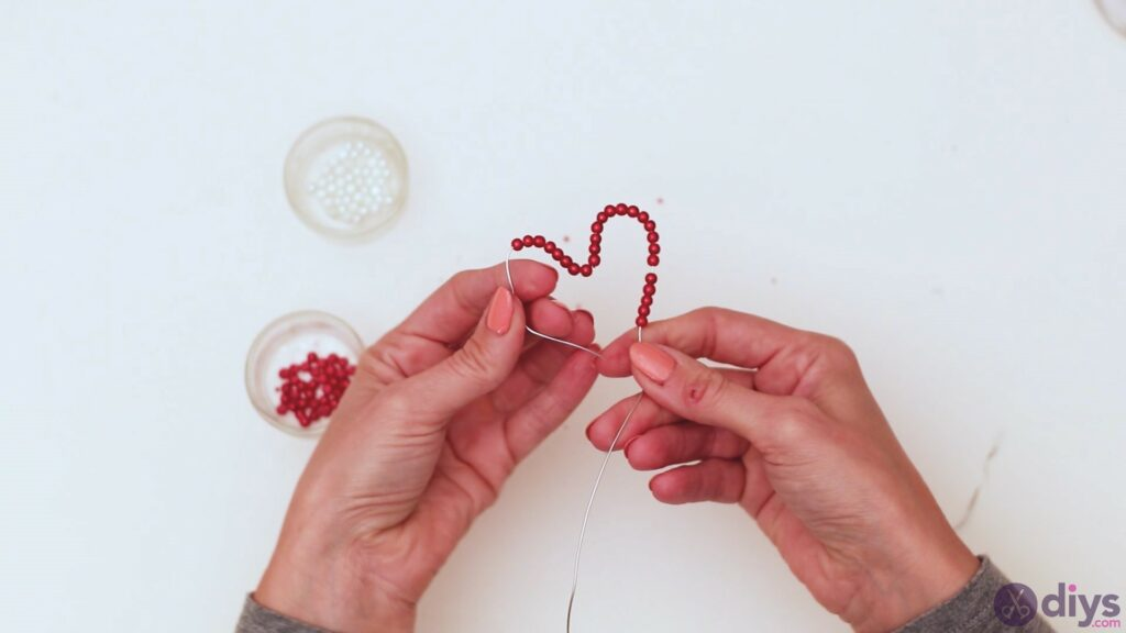 Lovely heart decoration (7)